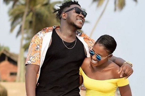I Bless The Day You Sent Me That Message On Facebook – Fella Makafui To Medikal 1