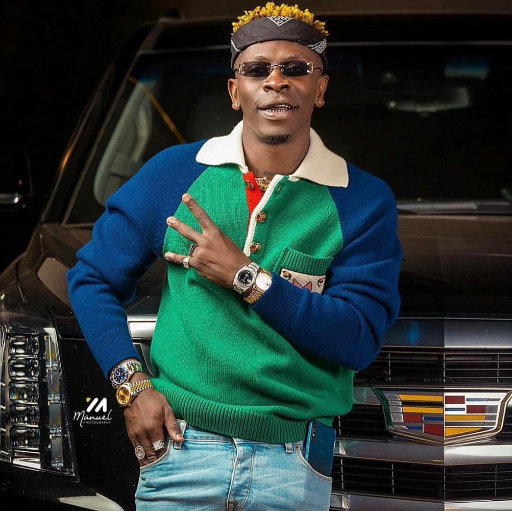 Shata wale breaks betway - allegedly wins 169,547.35Ghc